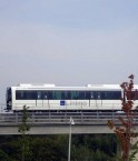 Train a Sustentation magnétique au Japon     © Johan Burati