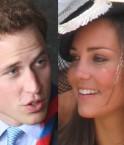 William et Kate Middleton, 2008 ©