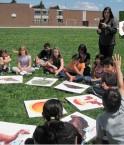 parmi les priorités: sensibiliser la jeunesse à la protection de l'environnement