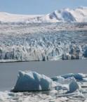 Les glaciers chiliens sont menacés par le réchauffement climatique. Photo welsh boy, Wiki Commons