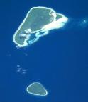 L'île de Niuatoputapu, isolée dans le Pacifique, manque de personnel médical. © NASA, Wikimédia Commons