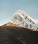 Le sommet sur le mont Kala Patthar a coûté cher, mais la question se pose toujours de savoir qui va payer. © Carsten Wiedemann