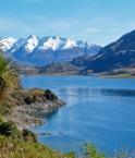 Paysage typique néo-zélandais