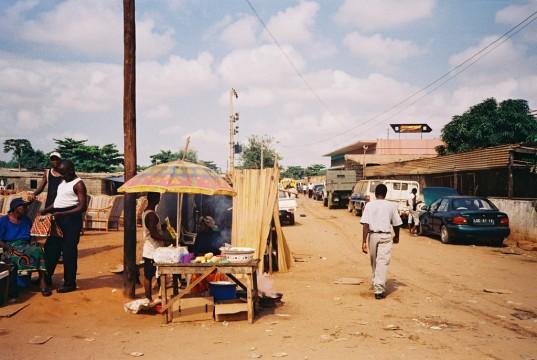 Village angolais