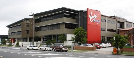 Le siège de Virgin Australia à Brisbane