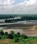 Vue d'ensemble du fleuve Tana