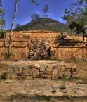 Pyramide à Tehuacalco