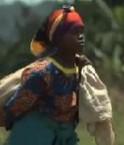 Odetta, fermière rwandaise soutenue par la fondation Bill et Melinda Gates