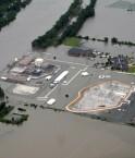 Fort Calhoun envahie par les eaux