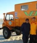 Biodiesel en Antarctique.