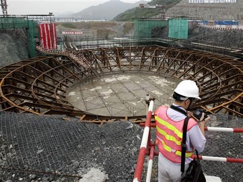 Les constructions de centrales nucléaires vont pouvoir reprendre en Chine.