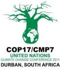 COP 17 Durban.