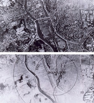Nagasaki 1945.