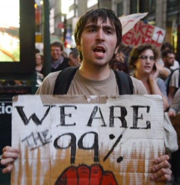 We are the 99% © _PaulS_ (Flickr.com)
