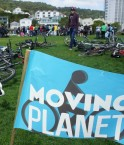 Moving Planet Wellington. © 350.org
