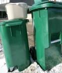 """""""Poubelle"""" à compost."""