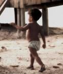 Enfant en Amazonie. © Daniel Zanini H. (Flickr.com)