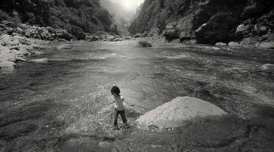 Rivière Ramganga.