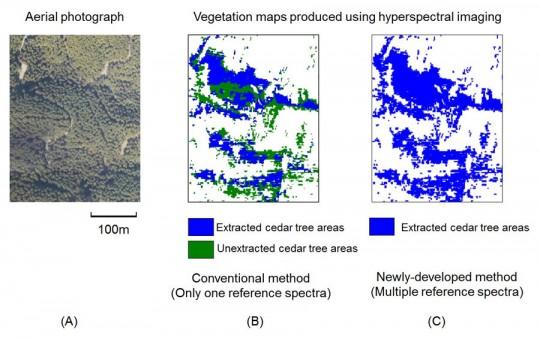 Composition des forêts.