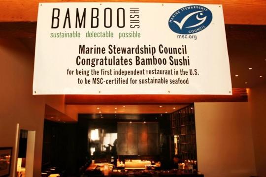 Bamboo Sushi.