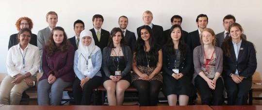 G20 Youth Environnement.