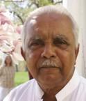 A. T. Ariyaratne. © Sarvodaya USA