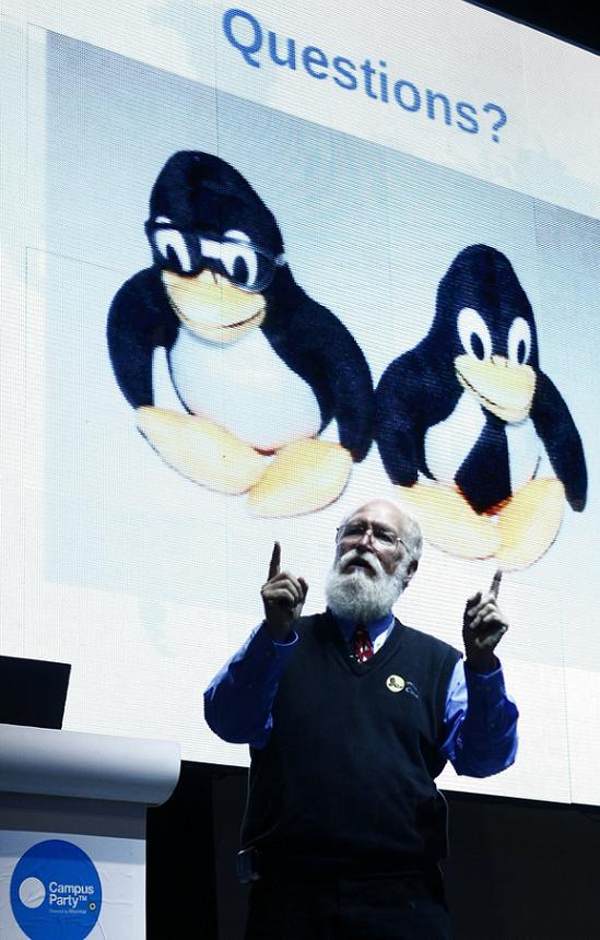 Jon Hall (Linux)