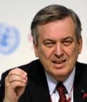 Luiz Alberto Figueiredo, négociateur brésilien. © Olivier Morin (AFP)