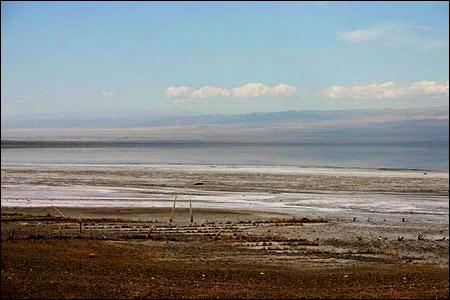 Le lac Aibi.