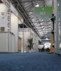 Couloirs de la COP17. © Sébastien Duyck