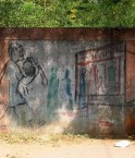 Fresque de l'usine de Bhopal. © jbhangoo (Flickr.com)