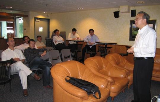 Philip Wong en 2007.
