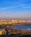 Le gouvernement de Bakou fait des efforts en matière d'environnement. ©David Davidson (Flickr)
