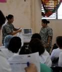 Une formation aux soins d'urgence pour les accouchements a été dispensés au personnel soignant samoan. ©807th medical command