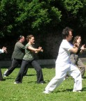 Tai chi, un sport complet. © Brambly (Flickr)