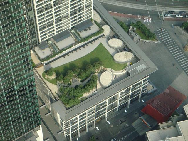Un guide de d veloppement vert pour la ville de melbourne - Jardin sur les toits ...