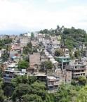 Une favela mexicaine. © Cisco Jimenez