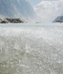 La lac glaciaire Tsho Rolpa. © Sitivenig