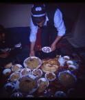 La base de l'alimentation au Tadjikistan est habituellement composée de viande. © Stine Wolpertinger