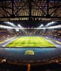 Le stade de Kharkiv © Alexsandr Osipov
