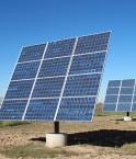 Des panneaux photovoltaiques qui suivent la course du soleil