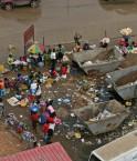 Grand nettoyage a Luanda