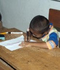 salles de classe en primaire Mozambique