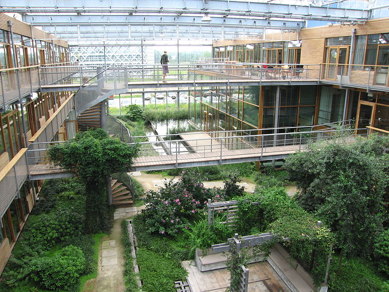 Les espaces verts l chappatoire urbain for Espace vert urbain