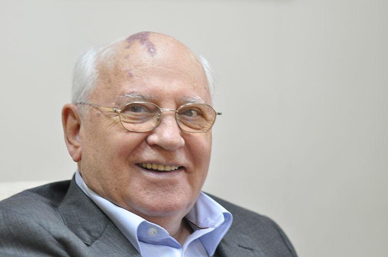 Image Mikhail Gorbachev