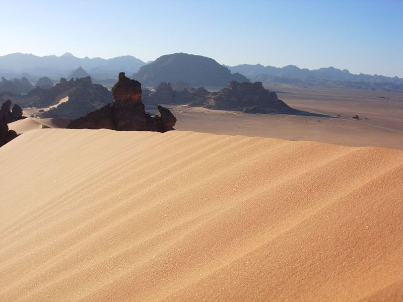 image libye désert