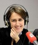 Patricia Bueno, directrice de la responsabilité d'entreprise et la réputation de BBVA en Espagne et au Portugal (© Forum Réputation de l'entreprise)