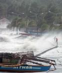Typhon Haiyan aux Philippines