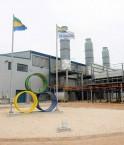 Gabon centrale thermique