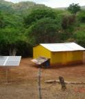 Panneau solaire en amazonie
